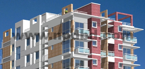 Apartment shopping complex commercial space real estate for Apartment design development ltd bangladesh